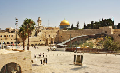 Cruises naar Jeruzalem in Israel