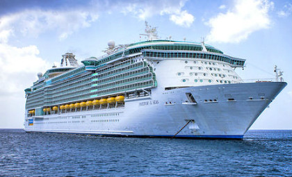 Freedom of the Seas cruiseschip van rederij Royal Caribbean