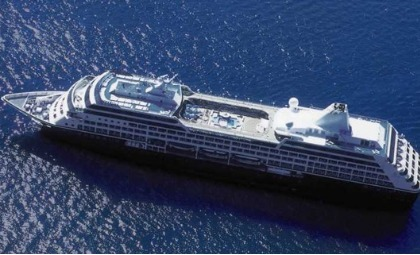 Cruiseschip Journey van rederij Azamara