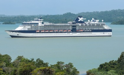 Cruiseschip Celebrity Infinity van rederij Celebrity Cruises