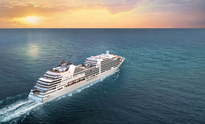Seabourn Ovation cruises