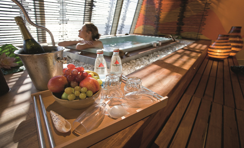 Spa en wellness op AIDAprima