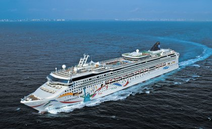 De Norwegian Dawn